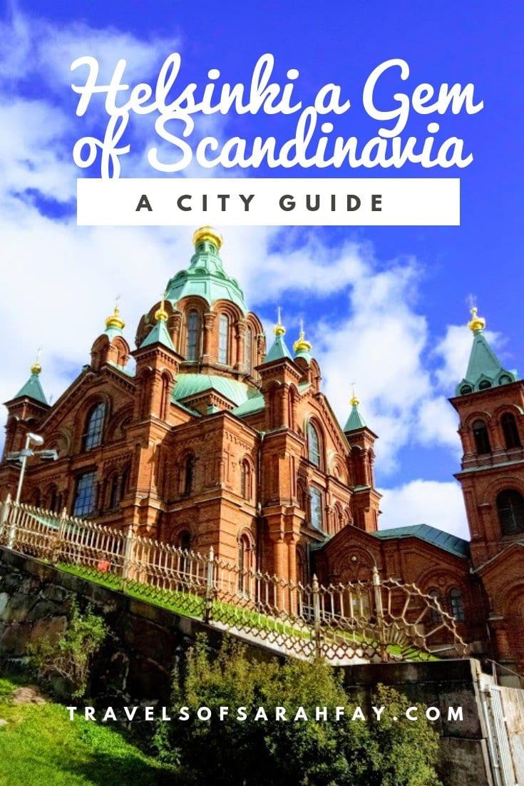 Helsinki A Gem of Scandinavia: A City Guide