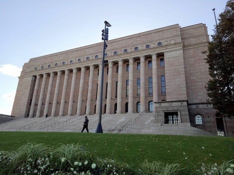 Helsinki Parliament Building