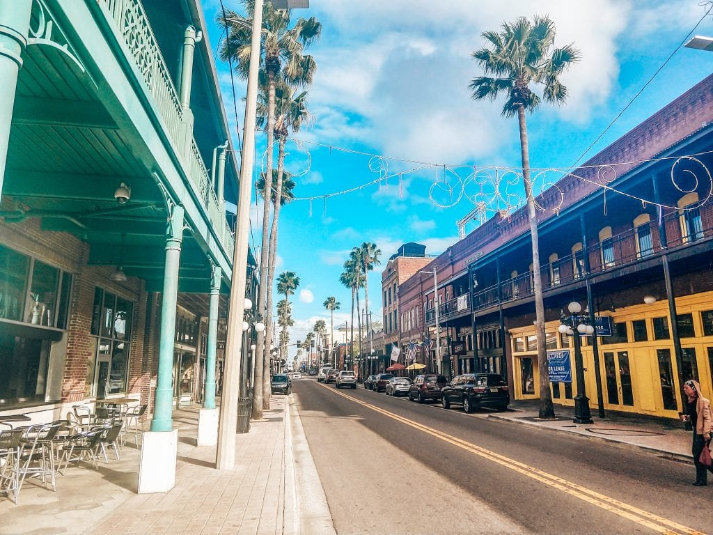 Ybor City, Tampa Bay
