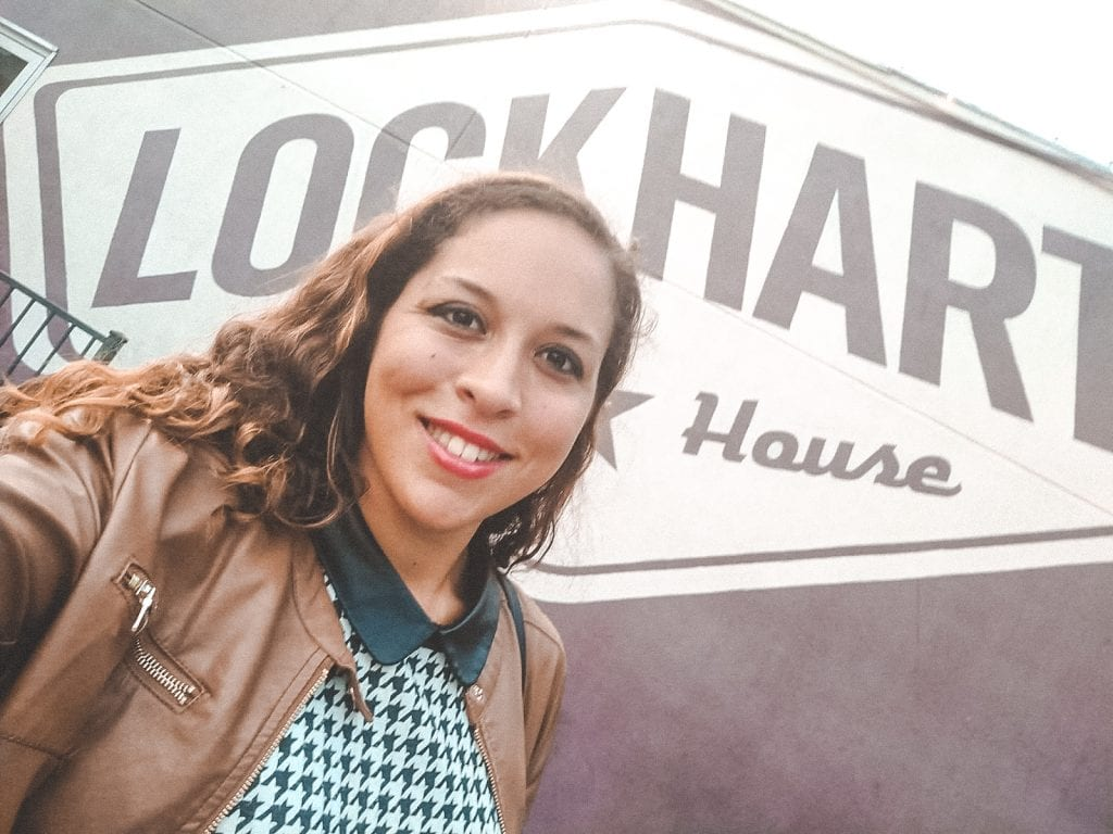 Lockhart Smokehouse Dallas Texas.