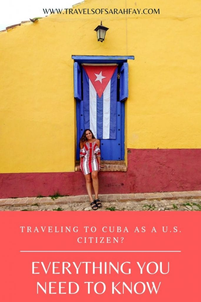 Travel to Cuba as an American.Are you an American looking to travel to Cuba? Here is everything you need to know to comply with Trump regulations and legally travel to Cuba from the US.
