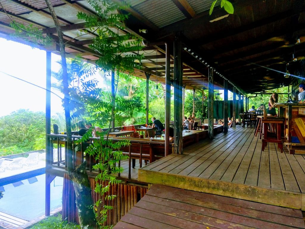 Bambuda Lodge an eco friendly accommodation  in Bocas Del Toro surrounded by the jungle of Panama. #visitpanama #bocasdeltoro