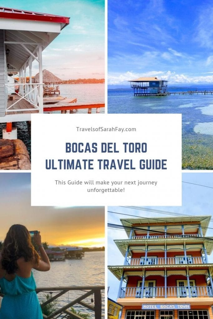 Bocas Del Toro famous with backpackers, surfers, and scuba divers looking for an off beaten path destination that feels like paradise. Check out this guide for what to do and see in Bocas del Toro. #visitpanama #bocasdeltoro