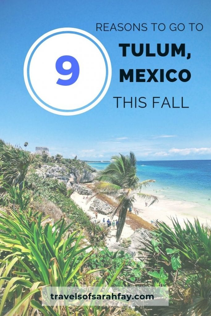 Tulum is such an incredible place to visit with lots to see and do. If you are traveling on a budget like me, then here are 9 fun and cheap things to do around Tulum Mexico and reasons why you should visit! #tulummexico #tulum #visitmexico