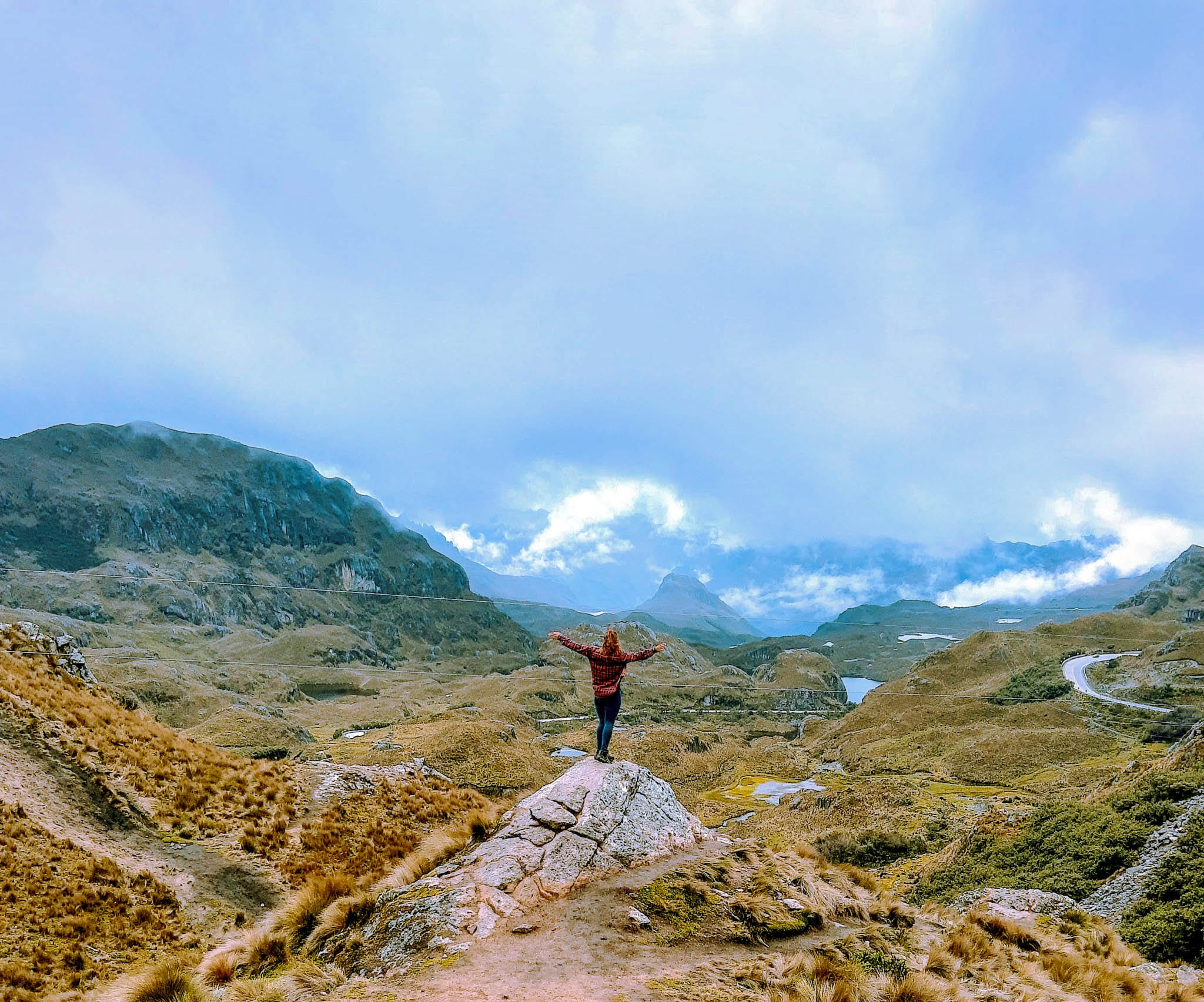Cajas National Park – Best Day Trip from Cuenca, Ecuador