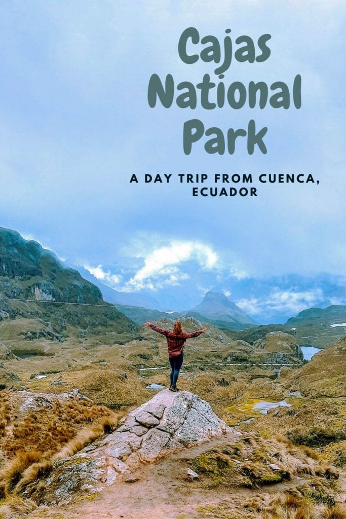 Looking for the perfect day trip from Cuenca, Ecuador? Cajas National Park offers great hiking tours and nature walks for nature lovers in Ecuador.