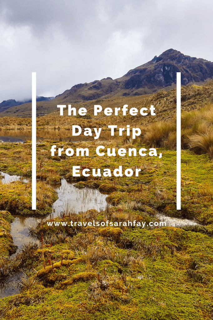 Looking for ther perfect day trip from Cuenca, Ecuador? Cajas National Park offers great hiking tours and nature walks for nature lovers in Ecuador.  #visitecuador #cajasnationalpark