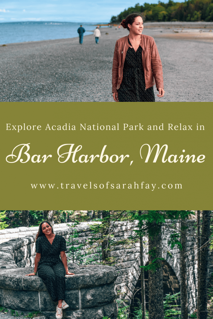 13 Reasons why you should visit Acadia National Park in Maine. From hotels and lodging in Acadia National Park, to what activities to do in Bar Harbor, ME.