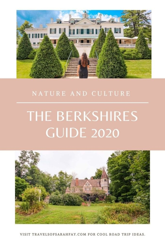 Want to have a no-hassle time on your next trip to the Berkshires? Well here is the Ultimate Guide to the Berkshires with fun things to do. #theberkshires #theshire #massachusetts #roadtrip