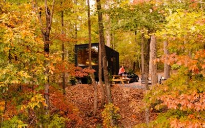 Getaway House (Review): A Tiny Cabin in the Woods to Escape the City