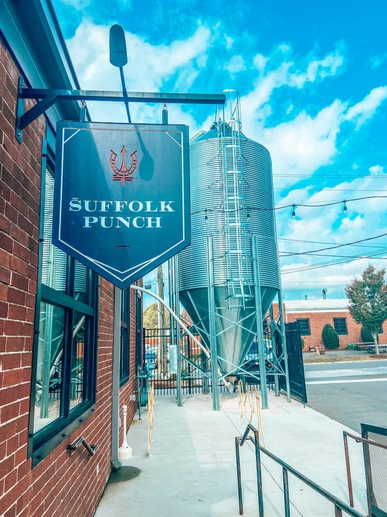 Things to Do in Charlotte, NC go to a brewery thats a cafe.