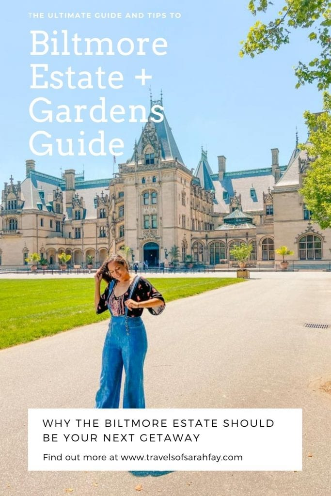 Here is your ultimate guide to visiting the Biltmore Estate and Gardens, as well as the outdoor activities offered on the property. The Biltmore Estate offers not only one of the best homes in America for you to tour, but also a rich history of George Vanderbilt and the start of scientific forestry in the USA.