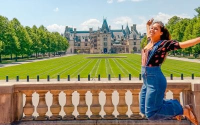 The Best Biltmore Estate Tips to Soak in History with a little Adventure Outdoors