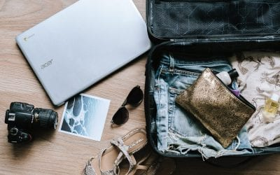 Pieces to Keep You Moving While Traveling
