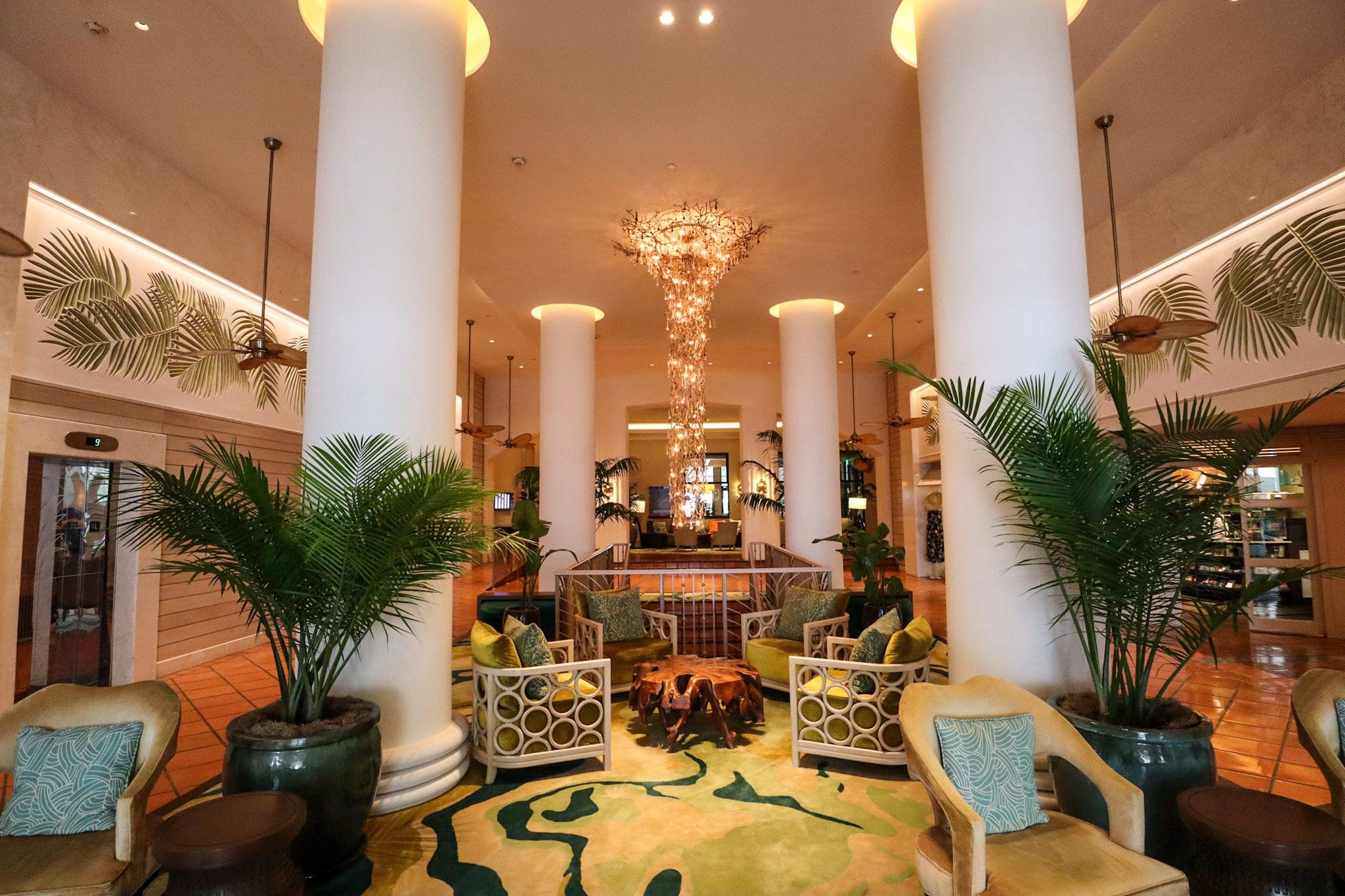 Stay At The Best Sustainable Luxury Hotel in Miami – The Palms Hotel and Spa Review