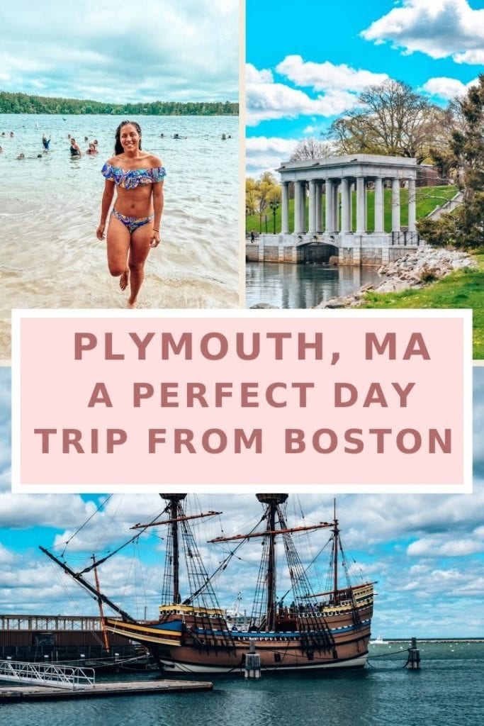 One of the best day trips from Boston, or weekend trips from Boston,is a road trip to Plymouth,Massachusetts. Coastal getaway in New England.