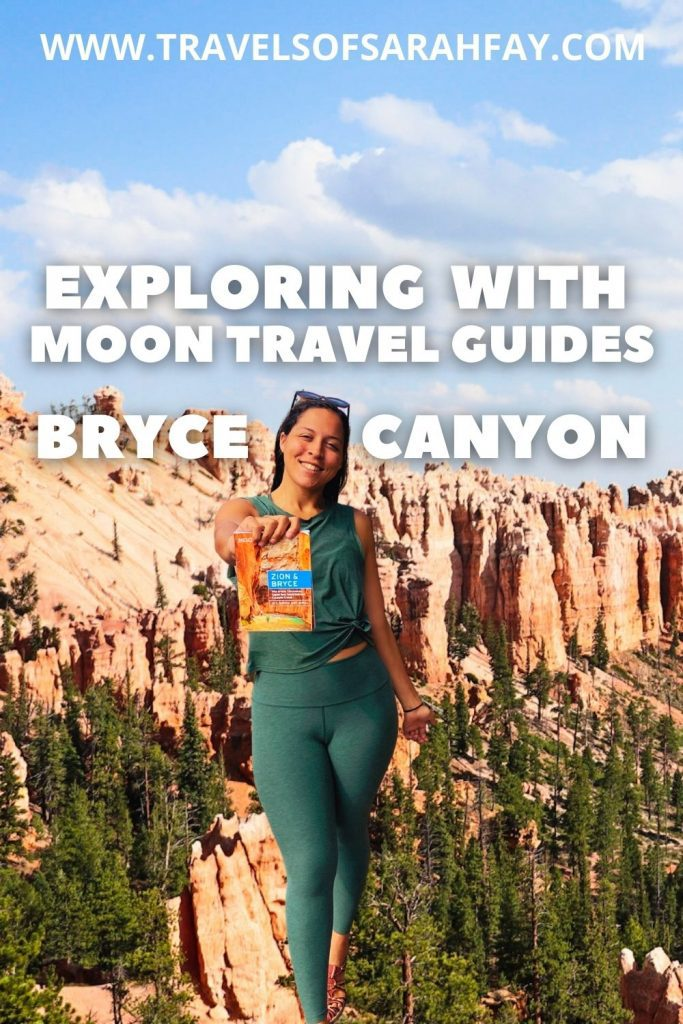 Bryce Canyon Nation Park is one of the best National Parks in the USA and Moon Travel Guides makes it easy to explore for all adventurers.