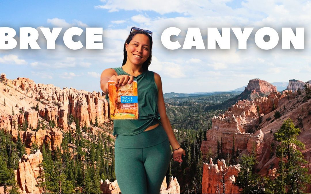 How To Visit Bryce Canyon National Park- From Adventure To Accessible Travel With Moon Travel Guides