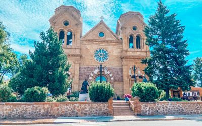 One Day In Old Town Santa Fe, New Mexico- 24 Hour Travel Guide